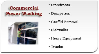 Plymouth Meeting Commercial Power Washing Services